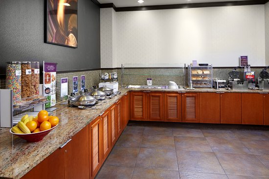 Residence Inn San Antonio Six FlagsR at The RIM: Breakfast Buffet