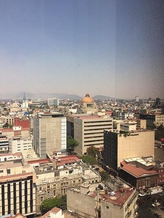 Sevilla Palace: vista desde el piso 19