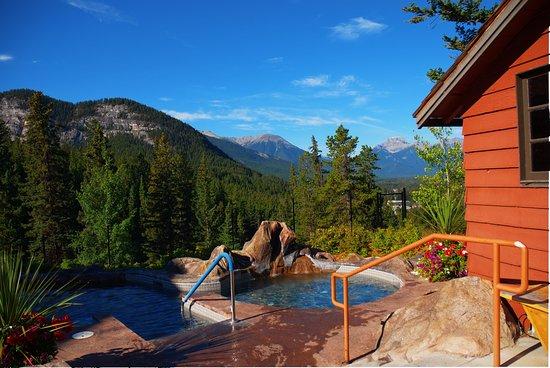 Hidden Ridge Resort: Hot Pools in the Summer