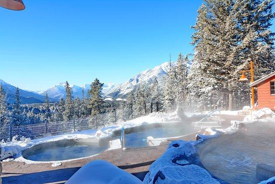 Hidden Ridge Resort: Hot Pools in the Winter