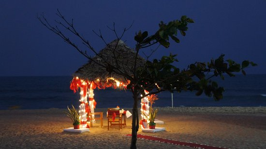 Mgm Beach Resorts A Candle Light Dinner Planned For Someone Anyone Can Book