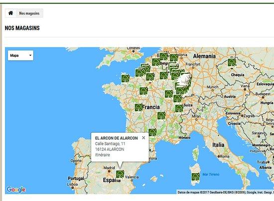 Alarcon, Spain: Jabones BIO Argasol - El Arcón de Alarcón - Único punto de venta en España  - Alarcón