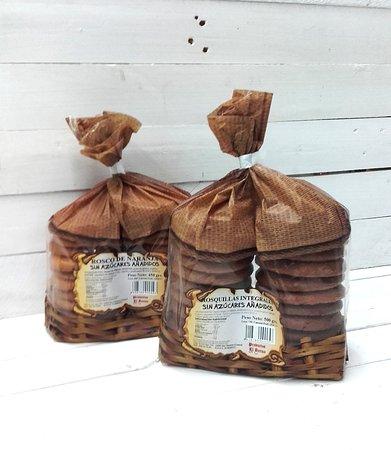 Alarcon, Spain: Rosquillas sin azúcares añadidos - Tienda El Arcón de Alarcón - Alarcón - Castilla La Mancha