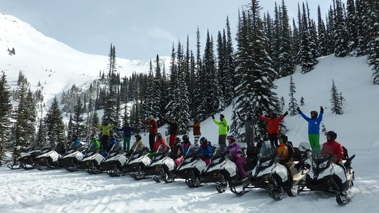 White N' Wild Snowmobile Tours: IMG-20170226-WA0005_large.jpg""