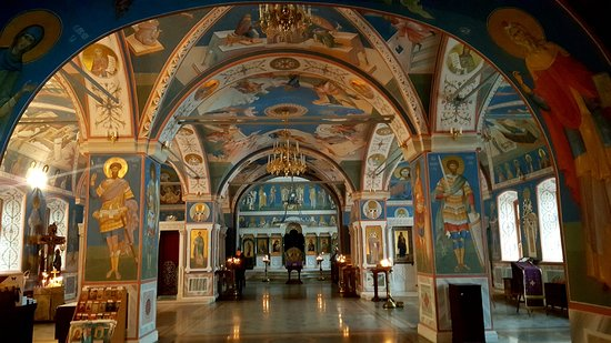 Church of The Beheading of John The Baptist By Bohr