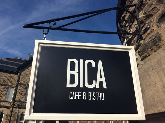 Bica Bistro and Cafe: Welcome to Bica
