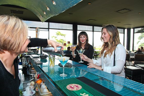 Float Lounge: Sharing Spirited Cocktails and Ocean Views in Ucluelet, British Columbia