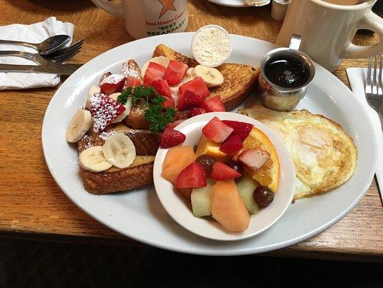 Old Monterey Cafe: Super Frühstück