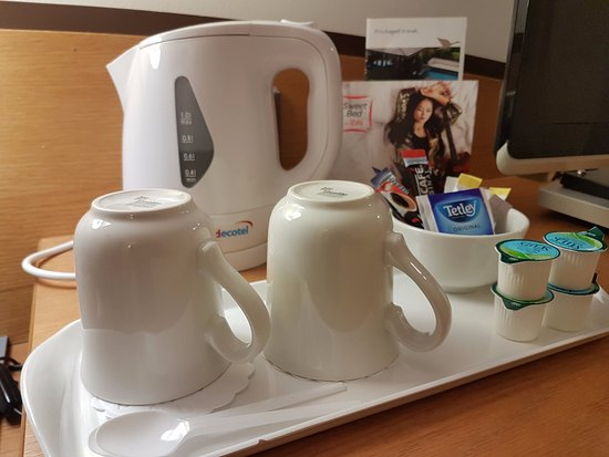 Tea/coffee Ibis Wellingborough (Tim Weller)