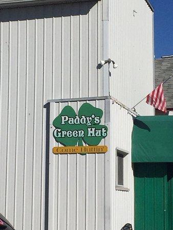 Paddy's Green Hut