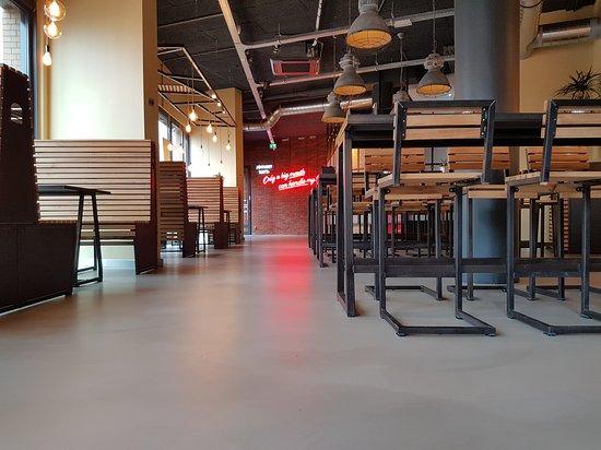 Johnny's Burger Co.: Johnny's Burger Company West-Kruiskade Rotterdam