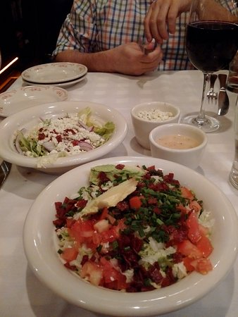 Maggiano's Little Italy : Salad