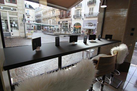 La boutique givr e aix les bains restaurant avis - Restaurant la folie des grandeurs aix les bains ...