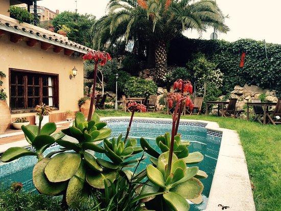 Corbera de Llobregat, Hiszpania: garden