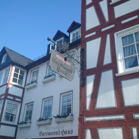 Dillenburg, Germany: Bartmann's Haus
