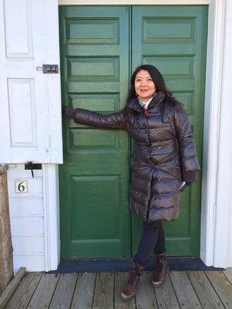Ephrata, Pensilvania: Love the green door