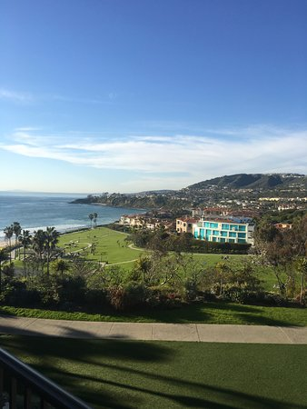 The Ritz-Carlton, Laguna Niguel: View from Room. There are even better