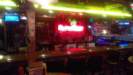 Sauk Rapids, MN: One of the bars.
