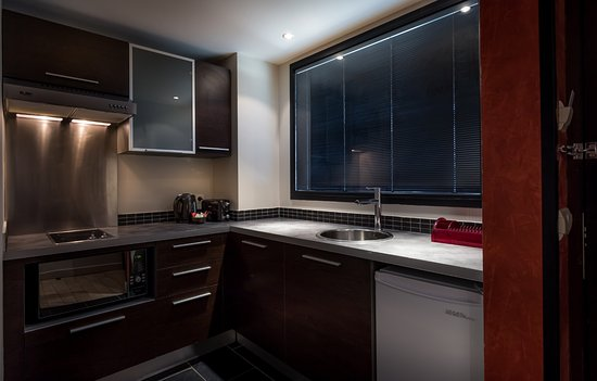 Studio Jardin Cuisine Garden Studio Kitchenette Picture Of