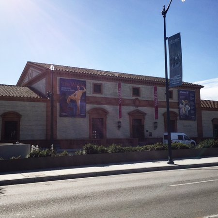 Once the old Beverly Hills Post Office, and now The Wallis Annenberg Center for the Performing A