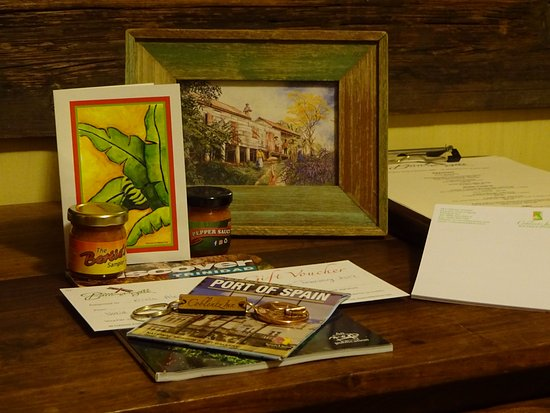 Coblentz Inn Boutique Hotel: Welcome for Carnival Guest