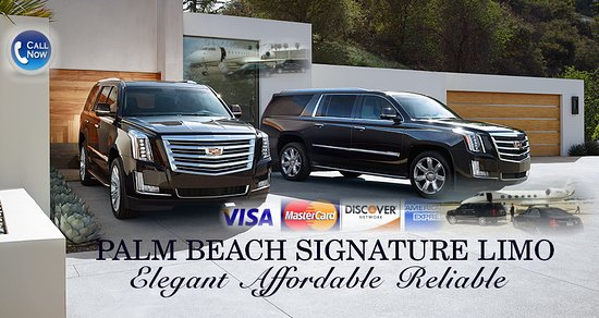 Palm Beach Signature Limo