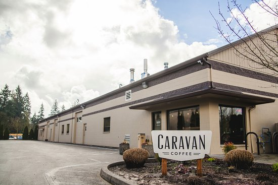 Newberg, OR: Our roastery and espresso bar are located in the heart of Oregon wine country.