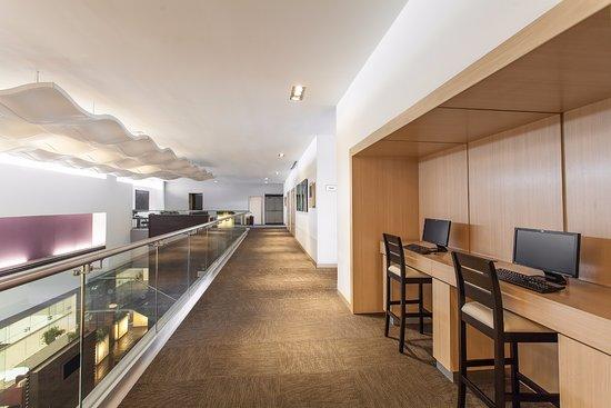 NH Mexico City Valle Dorado: Business Center