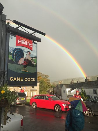 Austwick, UK: The Game Cock Inn