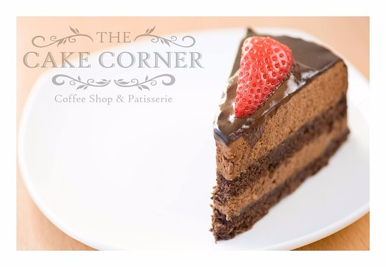 The Cake Corner Patisserie Chocolate Gateau
