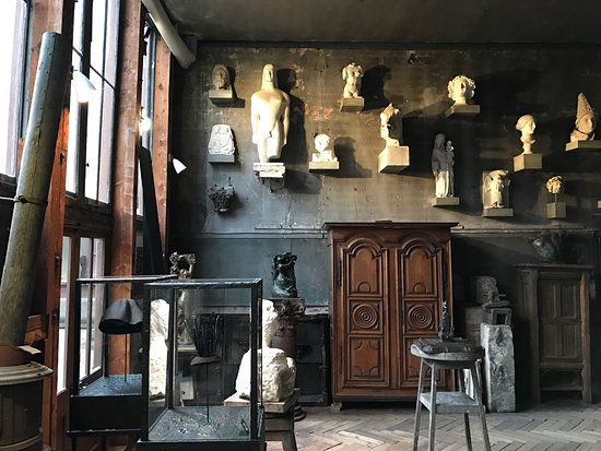 Photo of Museum Musee Bourdelle at 18 Rue Antoine Bourdelle, Paris 75015, France