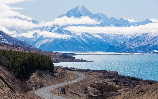 Mackenzie District, Nova Zelândia: Aoraki/Mount Cook