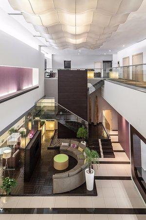 NH Mexico City Valle Dorado: Lobby & Reception