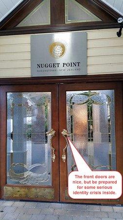Nugget Point Queenstown Hotel-billede