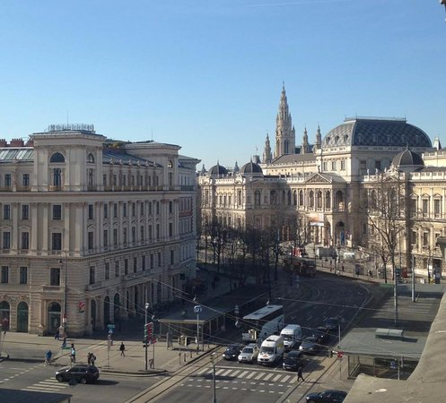 Room picture of hotel de france vienna tripadvisor for Tripadvisor vienna
