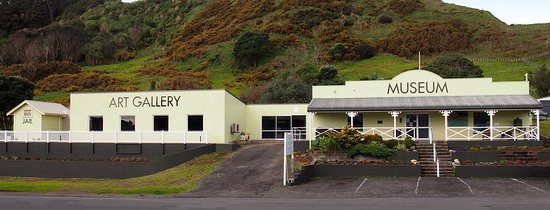 Mokau, Nueva Zelanda: Welcome to our Museum and Art Gallery