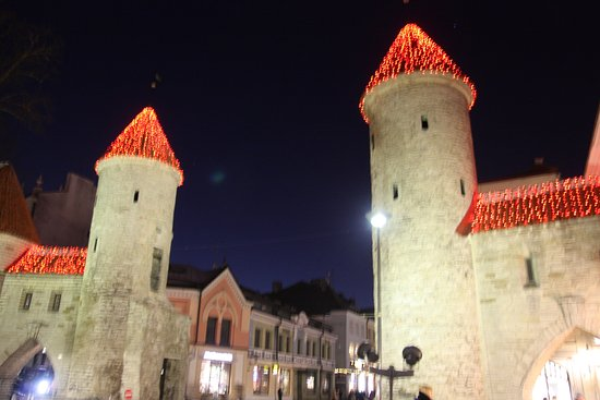Photo of Monument / Landmark Viru Square at Tallinn, Estonia