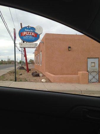 Belen, نيو مكسيكو: Casa De Pizza - Belen