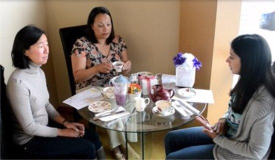 Parker, Kolorado: Lunch at Tealeaves