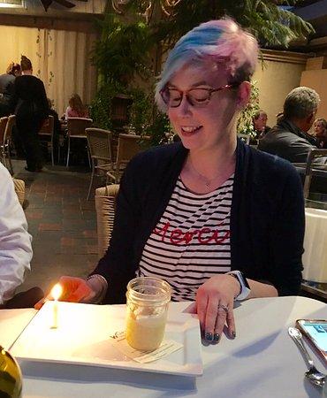 Decatur, GA: The birthday butterscotch