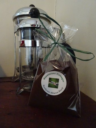Ravensbourne, Australia: Quality Coffee
