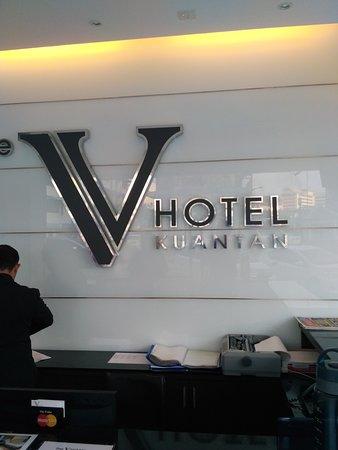 The V Hotel