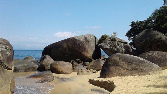 Pousada Lagamar: Praia