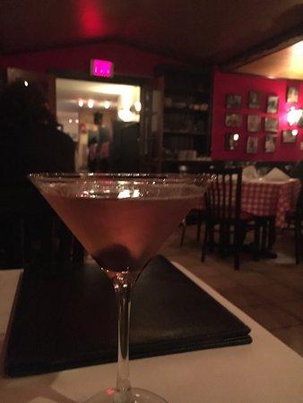 Lenox, Μασαχουσέτη: Perfect Manhattan awesome!