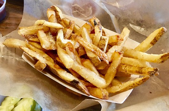 City Barbeque: French Fries