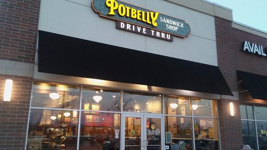 Roseville, MI: the front of potbeey