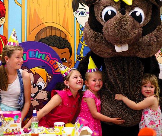 Chipmunks Playland & Cafe Bundaberg
