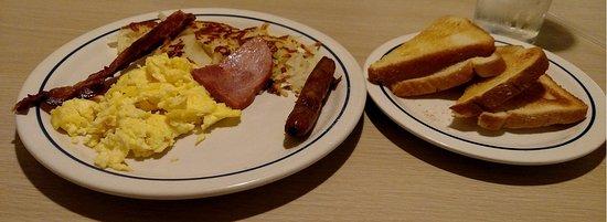 Kannapolis, NC: 55+ breakfast sampler - Feb 2017
