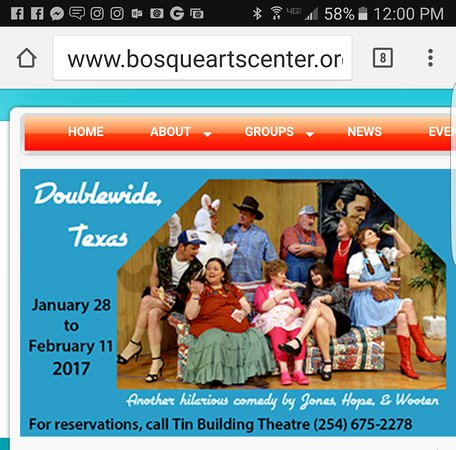 Bosque Arts Center