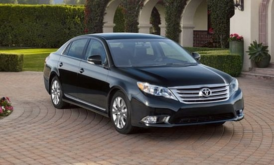 Slidell, Λουιζιάνα: Toyota Avalon - Ride in comfort